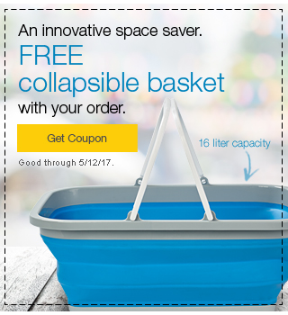 Collapsible Basket Gift