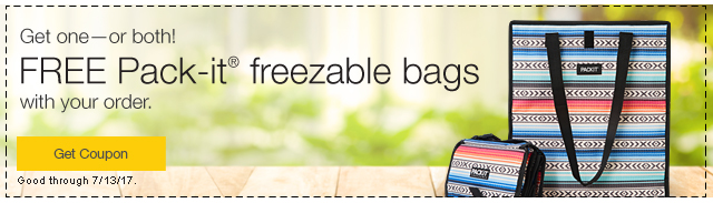 Pack-it® Freezable Bags