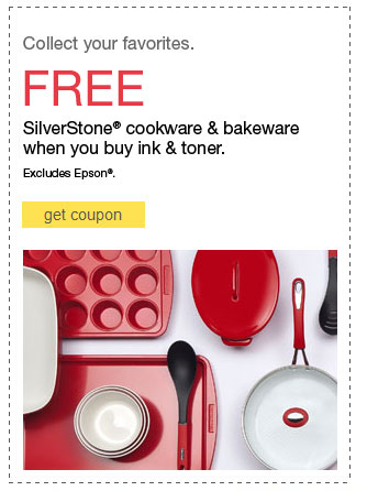 SilverStone® Free Gift with Purchase campaign—Email Half Ad