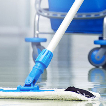 Cleaning & Janitorial Healthcare Campaign
