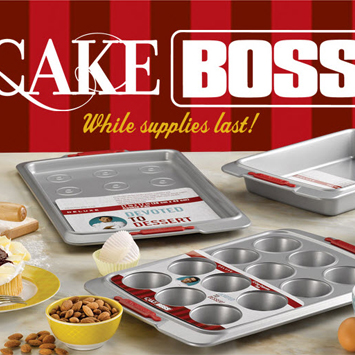 Cake Boss® campaign.