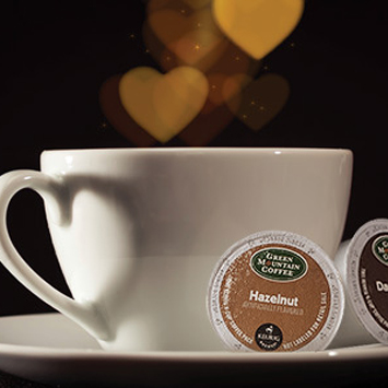 February Keurig® promotion.