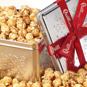 Seasonal Snacks from The Popcorn Factory®.