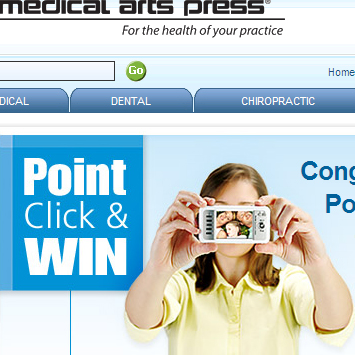 Medical Arts Press Postcard Contest Winners.