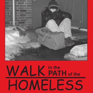 PADs Walk in the Path of the Homeless Brochure.